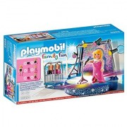 PLAYMOBIL 6983 Singer with Stage - FREE SHIPPING