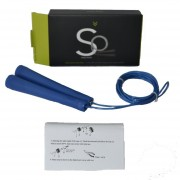 Speed Rope Crossfit GMP - Soga Para Saltar Regulable Acero