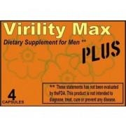 Virility max kapszula 4db