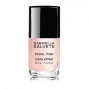Gabriella Salvete Longlasting Enamel smalto per le unghie 11 ml tonalità 51 Pearl Pink donna