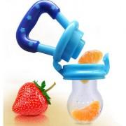 Baby Nipple Pacifier Fresh Food Fruit Milk Nibbler Feeder Kids Pacifier Feeding Safe Baby Supplies Soother Teat - Multi