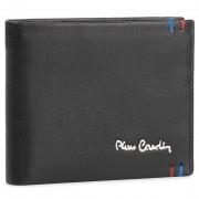 Pierre Cardin Duży Portfel Męski PIERRE CARDIN - CD TILAK22 8824 Black