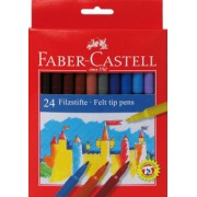 Carioci 24 culori Faber-Castell