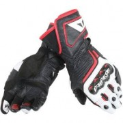 Dainese Carbon D1 Long Black / White / Lava Red