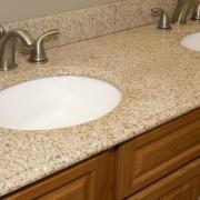 Semilastra Granit G682 Aur Desert Galben Lustruit 260x70x2 cm