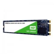 SSD M.2, 120GB, WD Green, M2 2280 (WDS120G2G0B)