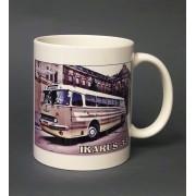 Ikarus 55 busz pohár