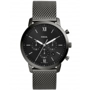 メンズ FOSSIL NEUTRA CHRONO 腕時計 鉛色