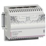 LEGRAND otthoni hálózatok Ethernet Switch 10/100 Mbps 4+1 x RJ45 port