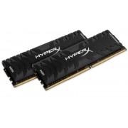 2x8GB DDR4 PC25600 3200MHz Kingston HyperX Predator KIT HX432C16PB3K2/16 (16GB) memoria