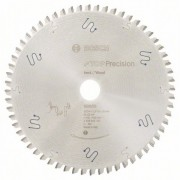 Диск за циркуляр Top Precision Best for Wood, 254 x 30 x 2,3 mm, 60, 1 бр., 2608642102, BOSCH
