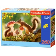 Selecta Squirrel's Forest Life - Puzzel (260)
