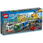 Lego Klocki konstrukcyjne City Terminal Towarowy 60169