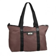 Day Nylon-Beauty-Bag oder -Shopper, Taupe - Shopper