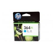 HP CB323EE / no. 364XL cyan - originální náplň (bulk)