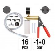 Kit accesorii si pompa vacuum aerisire lichid de frana