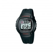 Reloj Casio W-210-1C-Negro