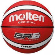 Баскетболна топка BGR6-RW - Molten, 4323002580