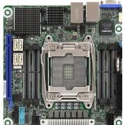 ASRock Rack C422 WSI/IPMI - Moederbord - mini-ITX - Socket LGA2066 - Intel i350 - 2 x Gbit LAN - IPMI