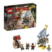 Lego NINJAGO - Pirayans attack 70629