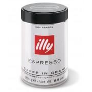 Cafea illy espresso monoarabica DARK boabe 250gr
