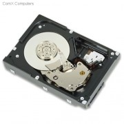 Dell 300GB 15K RPM SAS 12Gbps 2.5in Hot-plug Hard Drive, 3.5in HYB CARR, CusKit