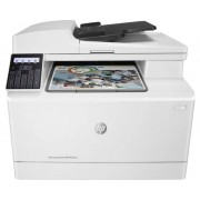 Hp Multifuncion hp laser color laserjet pro m181fw fax/ a4/ 16ppm/ usb/ red/ wifi/
