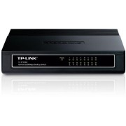 Tp-link 10/100m 16 Port Desktop Switch, Plastic Case Tl-sf1016d