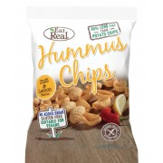 Eat Real Hummus Chips Chilli Citrom 45 g