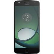 "Telefon Motorola Moto Z Play, Procesor Octa-Core 2.0GHz, Super Amoled Capacitive touchscreen 5.5"", 3GB RAM, 64GB Flash, 16MP, Wi-Fi, 4G, Android (Negru) + Cartela SIM Orange PrePay, 6 euro credit, 4 GB internet 4G, 2,000 minute nationale si internationale"
