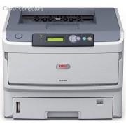 OKI B840DN A3 Mono Laser Printer, Duplex and Network Ready