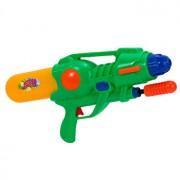 Pusca cu pompa apa pentru copii Globo 45 cm, verde