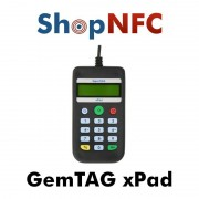 GemTAG xPad - NFC Reader/Writer con tastierino numerico