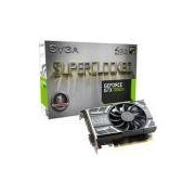 Placa de Vídeo VGA EVGA NVIDIA GeForce GTX 1050 Ti SC Gaming 4GB, GDDR5, 128 Bits - 04G-P4-6253-KR