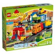 Lego Klocki konstrukcyjne DUPLO Pociąg Zestaw Deluxe 10508