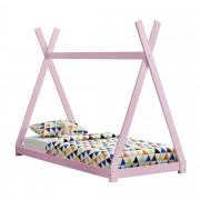 "[en.casa] Detská posteľ ""Teepee"" AAKB-8681"