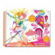 Style Me Up! Splash of Color Keep on Dancing Kids Art Craft