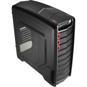Caixa AEROCOOL GT-A ATX/Micro-ATX/Mini-ITX/Midi-Tower c/window, USB3.0/USB2.0, Black - GTABK