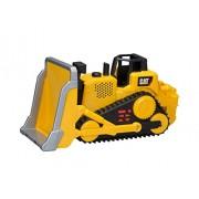 CAT Job Site Machine - Bulldozer, Yellow/Black