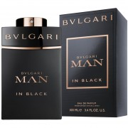 Perfume Bvlgari Man In Black De Bvlgari 100 Ml Edp Spray Caballero
