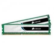 Memorie Corsair Value 16GB (2x8GB) DDR3, 1600MHz, PC3-12800, CL11, Dual Channel Kit, CMV16GX3M2A1600C11