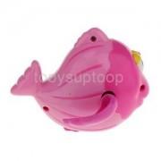 Alcoa Prime Kids Child Bathtime Play Mini Fish Wind Up Clockwork Toys Xmas Gift 6Pcs/Set