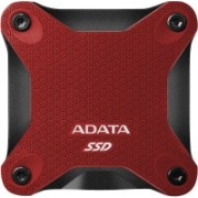 ADATA SD600Q 240 GB External Solid State Drive(Red, Black)