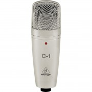 Behringer C1 Microfone Condensador Behringer C-1 Profissional para Gravações