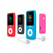 MP4 SPC INTERNETBOOK SOUND COLOUR 2 8GB 1 8 ROSA