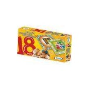 Jogo De Tabuleiro 18 Jogos Xalingo