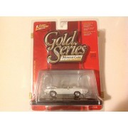 Johnny Lightning WHITE LIGHTNING Gold Series Muscle Cars 1969 Dodge Coronet R/T White