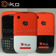 Funda IKO Blackberry 9700 9780 ROJO Hardbottom