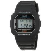 CASIO - DW-5600E-1VER - G-SHOCK - horloge - Mannen - Zwart - Kunststof Ø 35x43 mm
