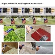 ELECTROPRIMEÃ'® Blue Spray Gun Garden Water Sprayer for Car Washing Garden Watering